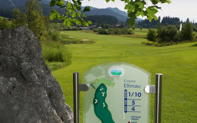 Golf Club Wilder Kaiser – Ellmau